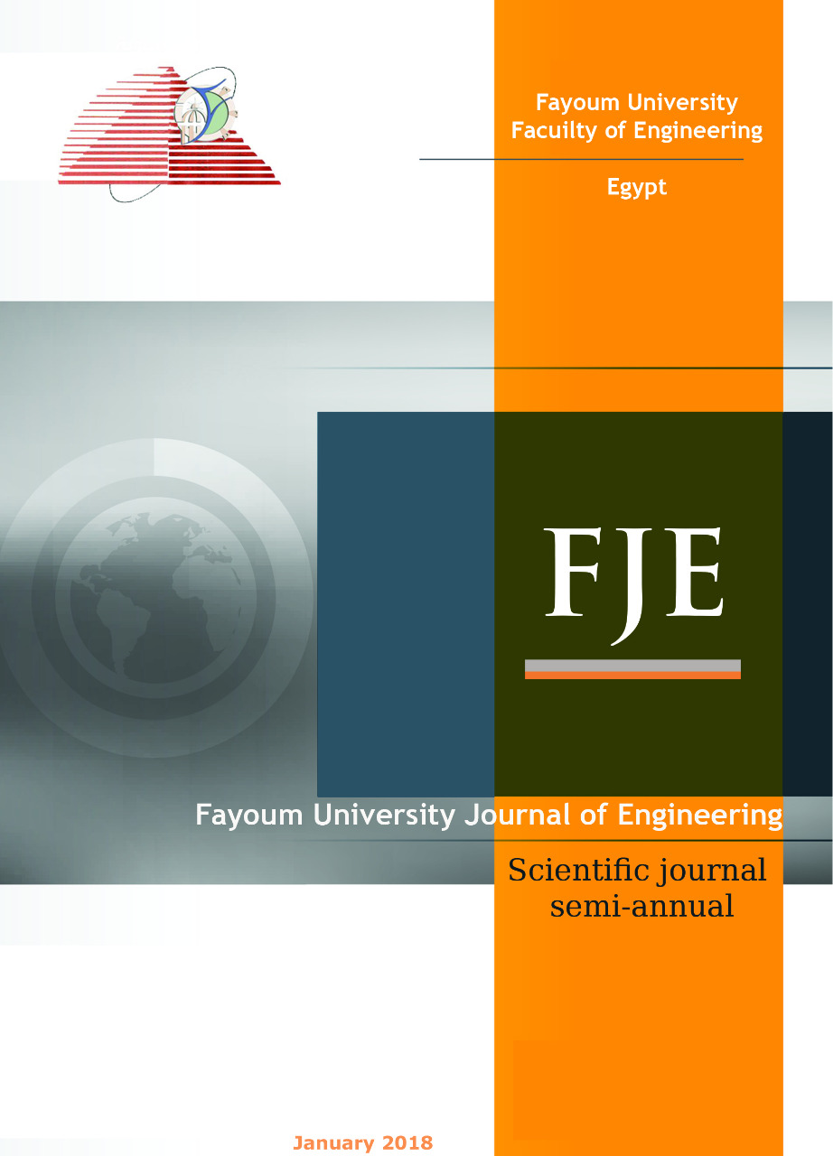 Fayoum University Journal of Engineering